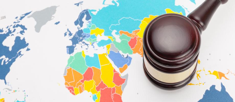 עורך דין מסחרי בינלאומי