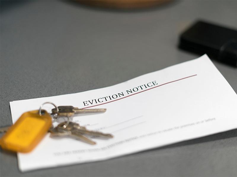 תביעה לפינוי דירה