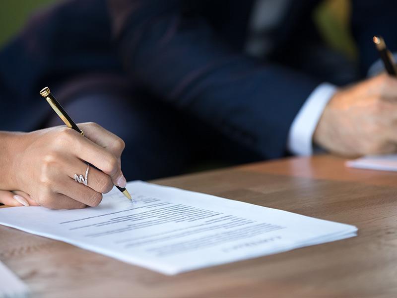 עורך דין להסכם ממון ברחובות - דרור הראל